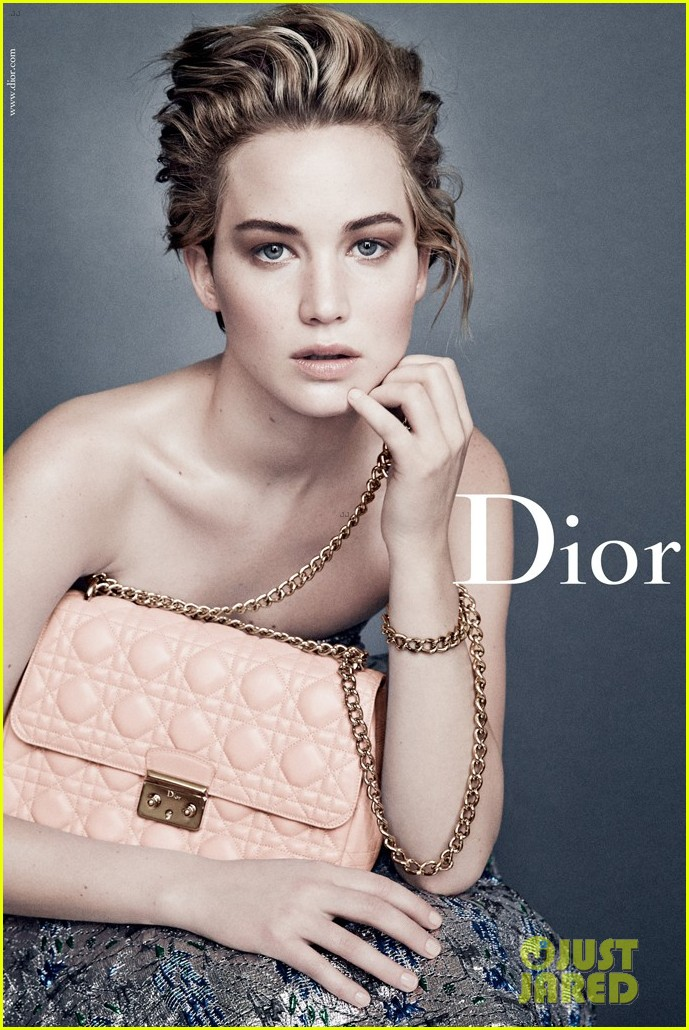 jennifer lawrence stuns in new dior campaign images 033057825