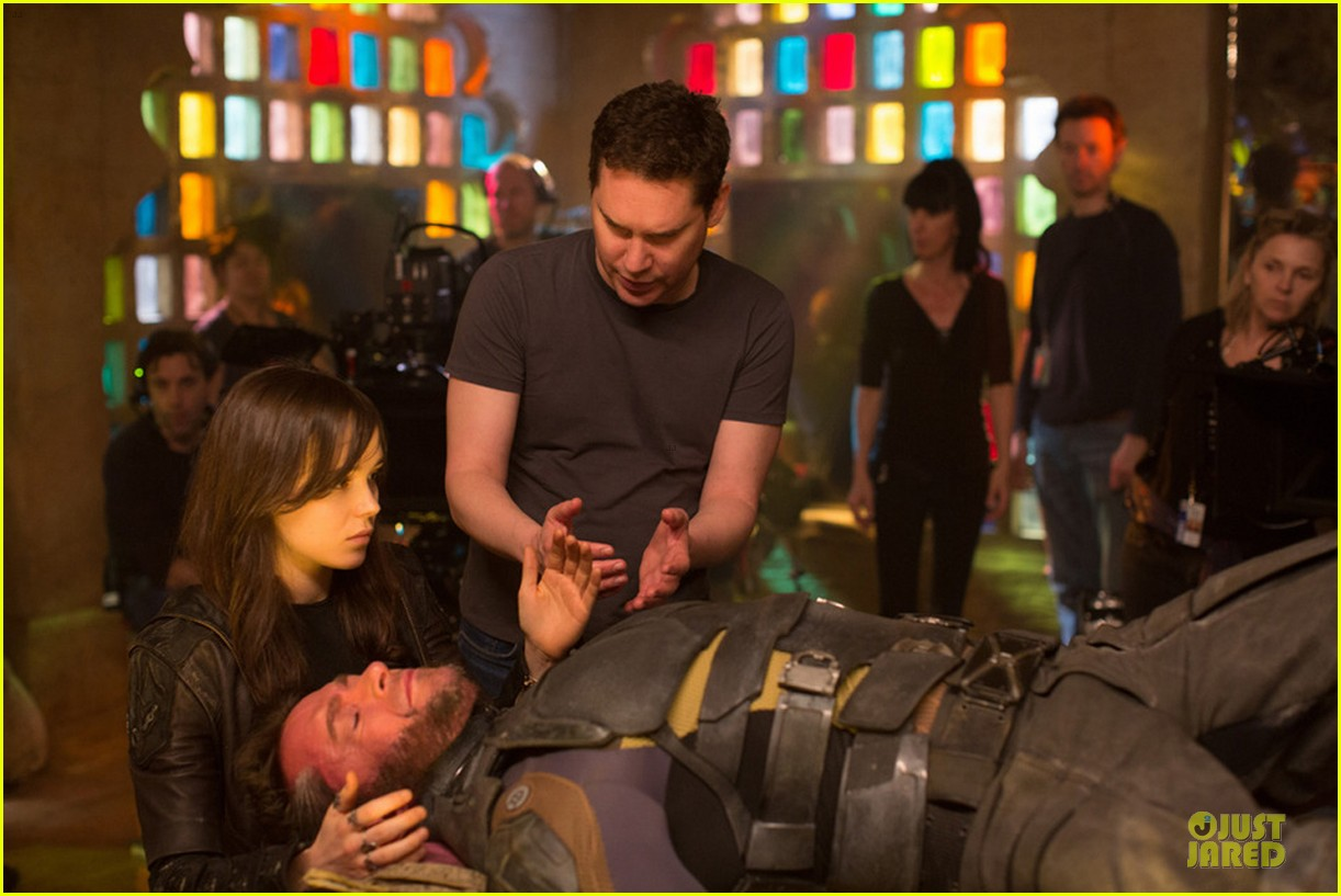jennifer lawrence michael fassbender new stills for xmen 103058186