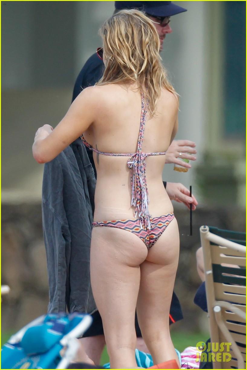 leann rimes bikini beach day eddie cibrian 083050362