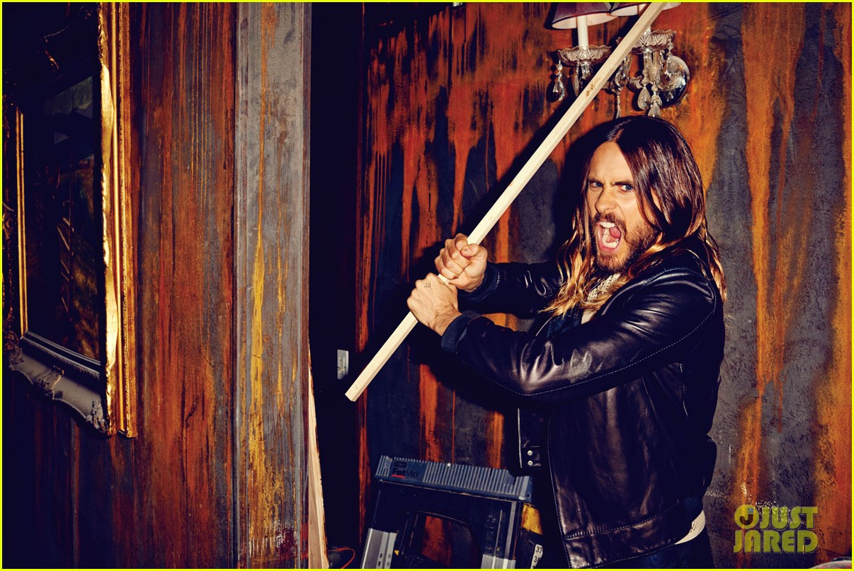 jared leto is all kinds of hot in flaunt magazine 053060816