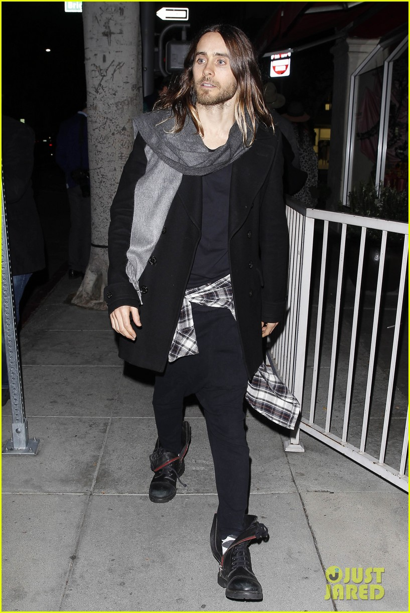 jared leto grabs dinner with terry richardson at mr chow 043062260