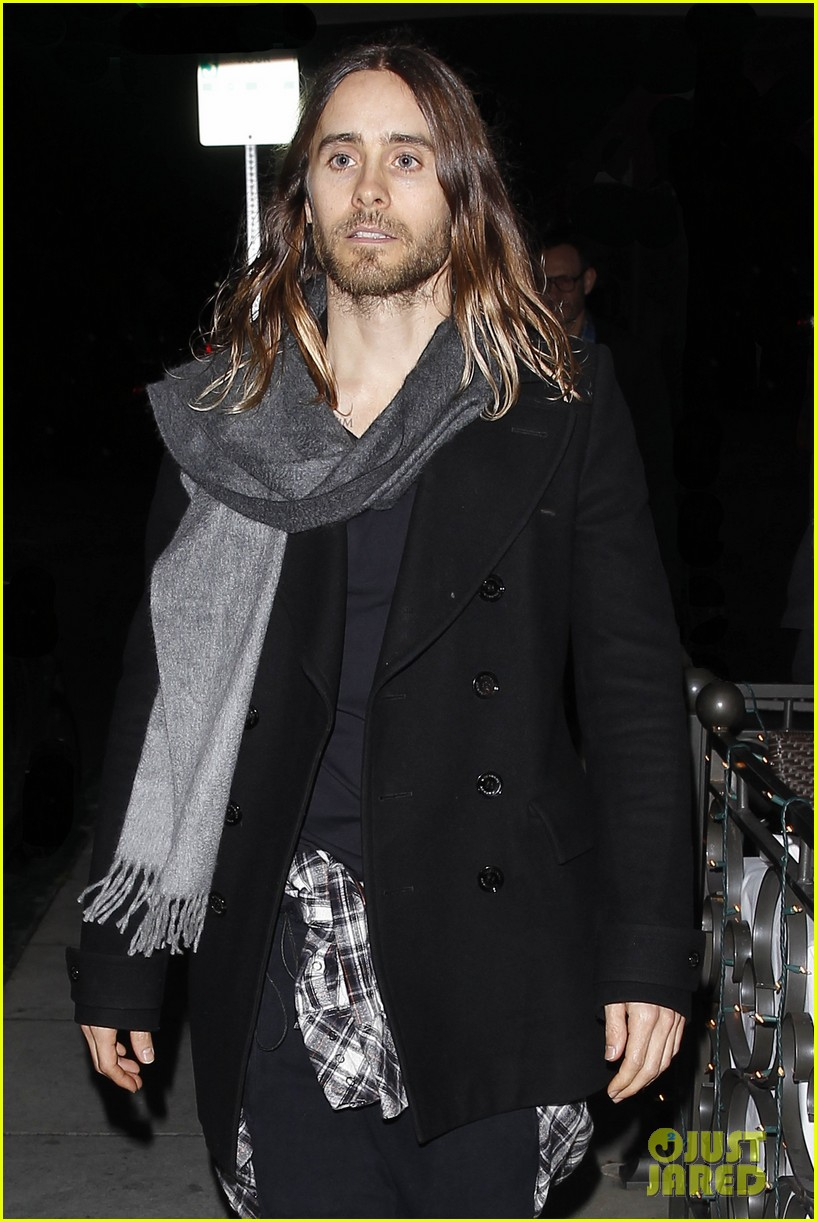 jared leto grabs dinner with terry richardson at mr chow 053062261