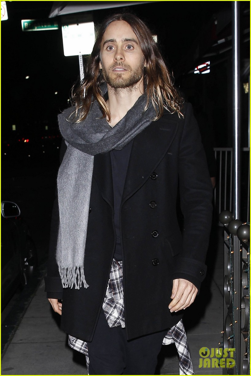 jared leto grabs dinner with terry richardson at mr chow 073062263