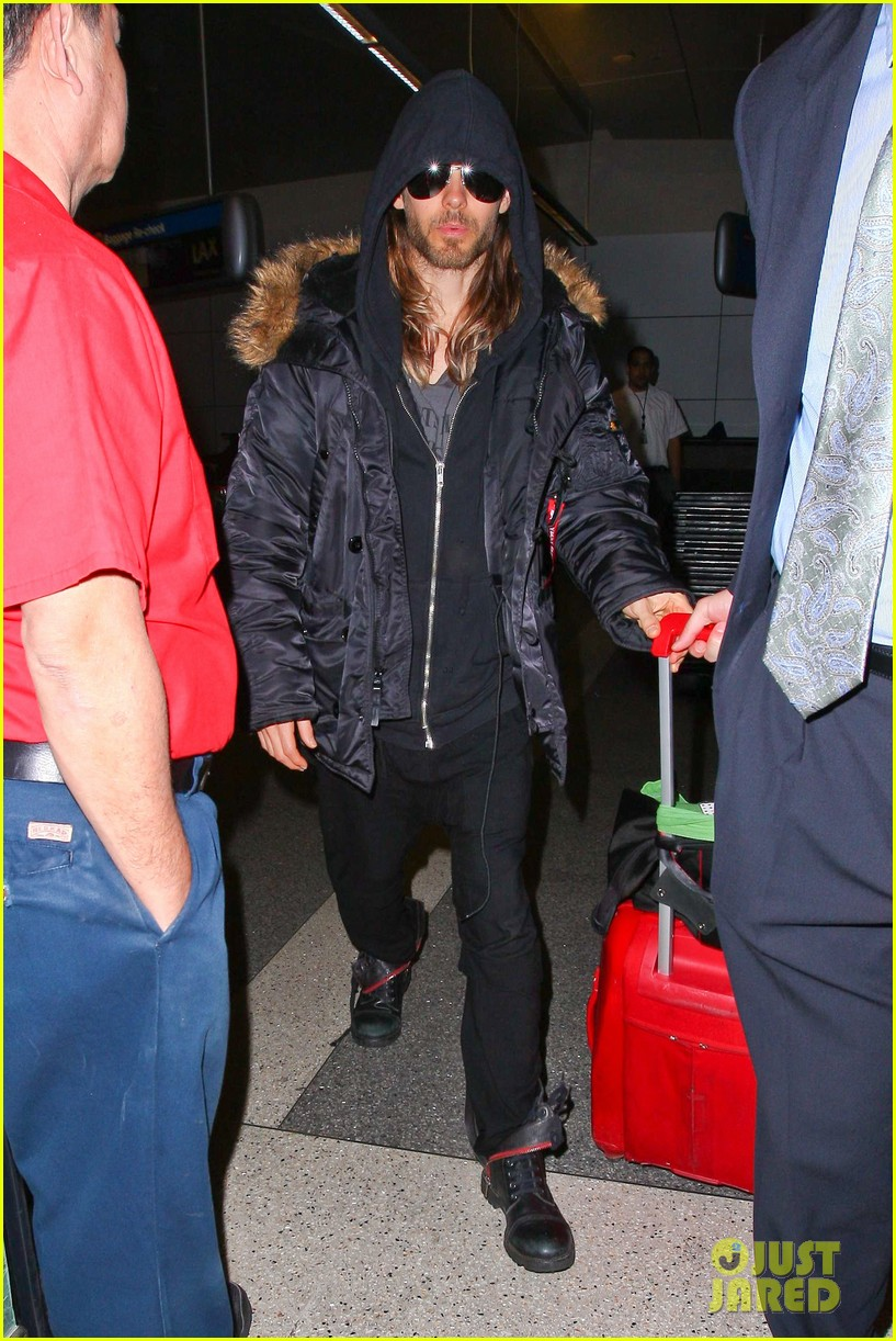 jared leto grabs dinner with terry richardson at mr chow 093062265