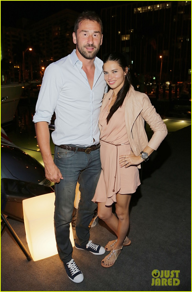 adriana lima miami boat party with husband marko jaric 043054738