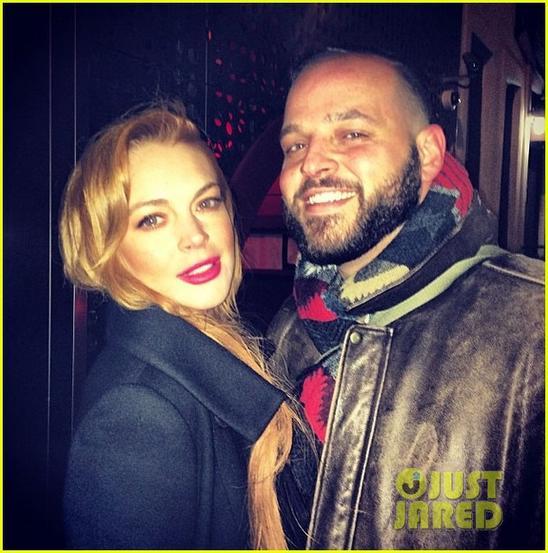 lindsay lohan mean girls damian meet up 10 years later