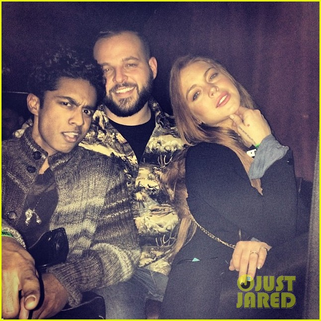 lindsay lohan mean girls kevin g meet up 10 years later 023053275
