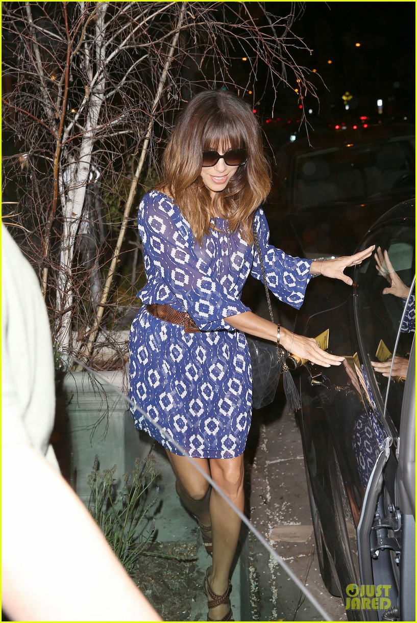 eva longoria rocks new bangs get picked up by jose baston 163053590