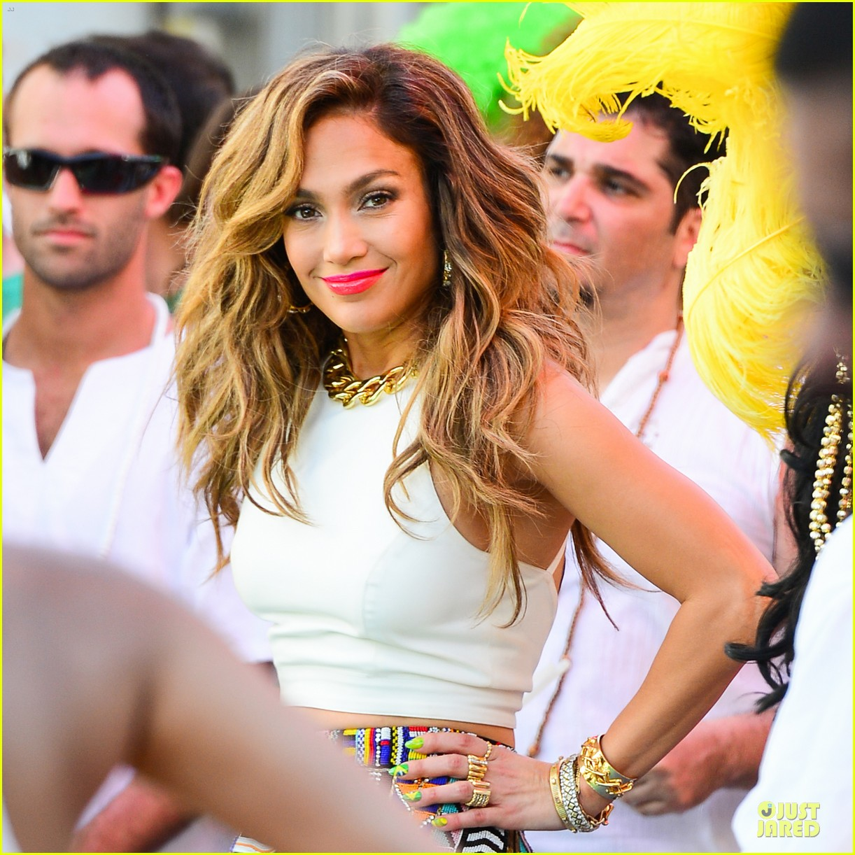 jennifer lopez shoots vibrant world cup music video 043051547