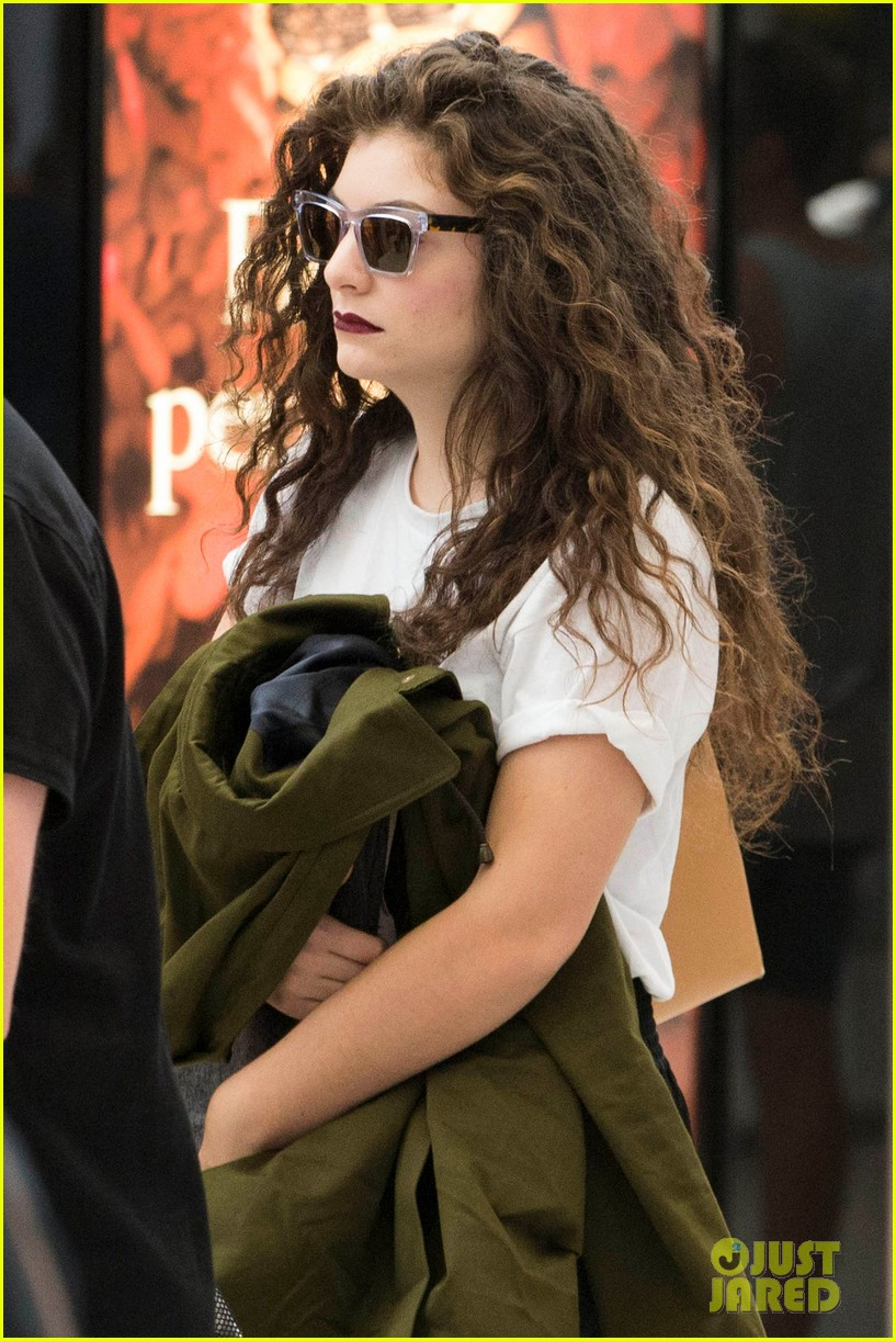 lorde what im going through is so abnormal 063049110