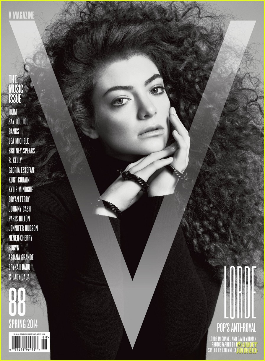 lorde covers v magazine spring 2014 023053445
