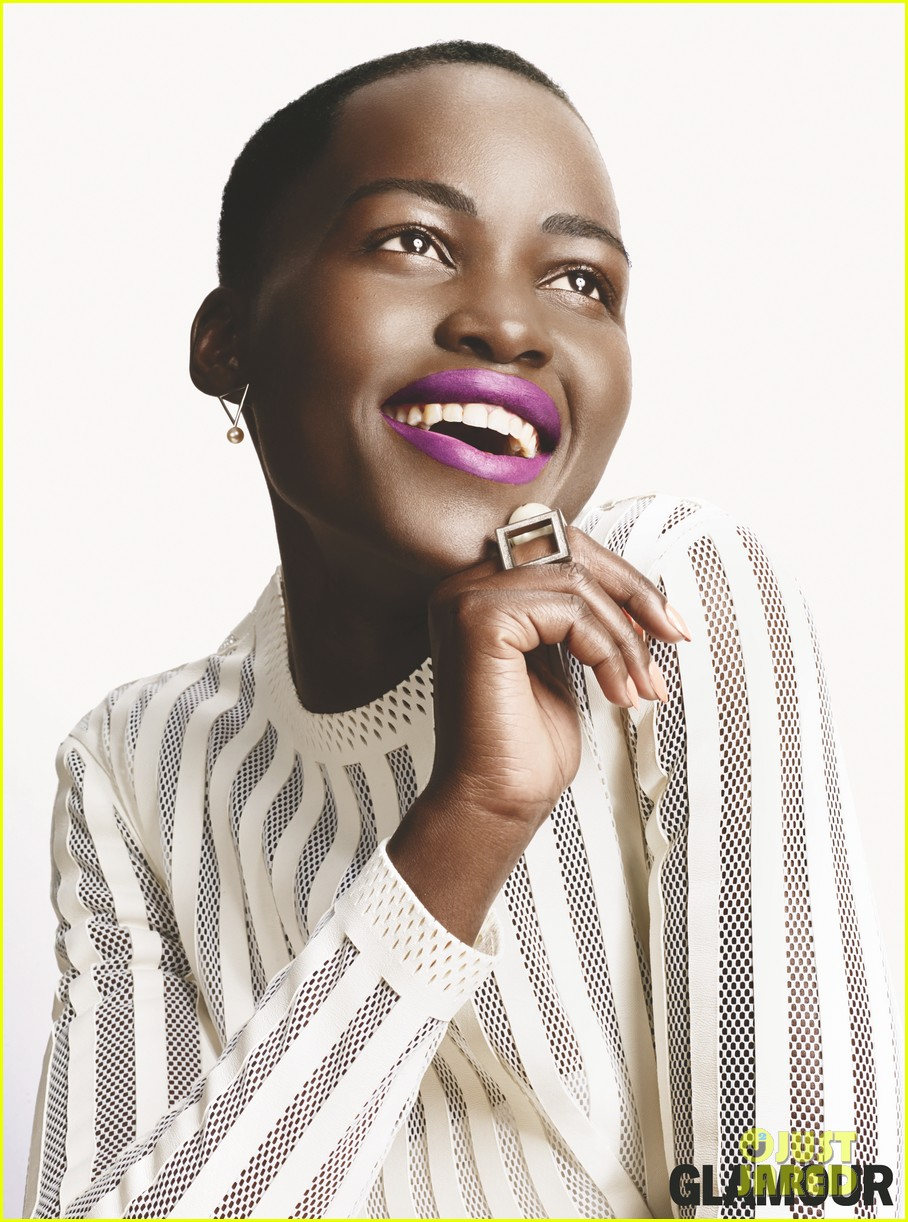 oscar nominee lupita nyongo ive worked hard to feel beautiful in my own skin 033051443