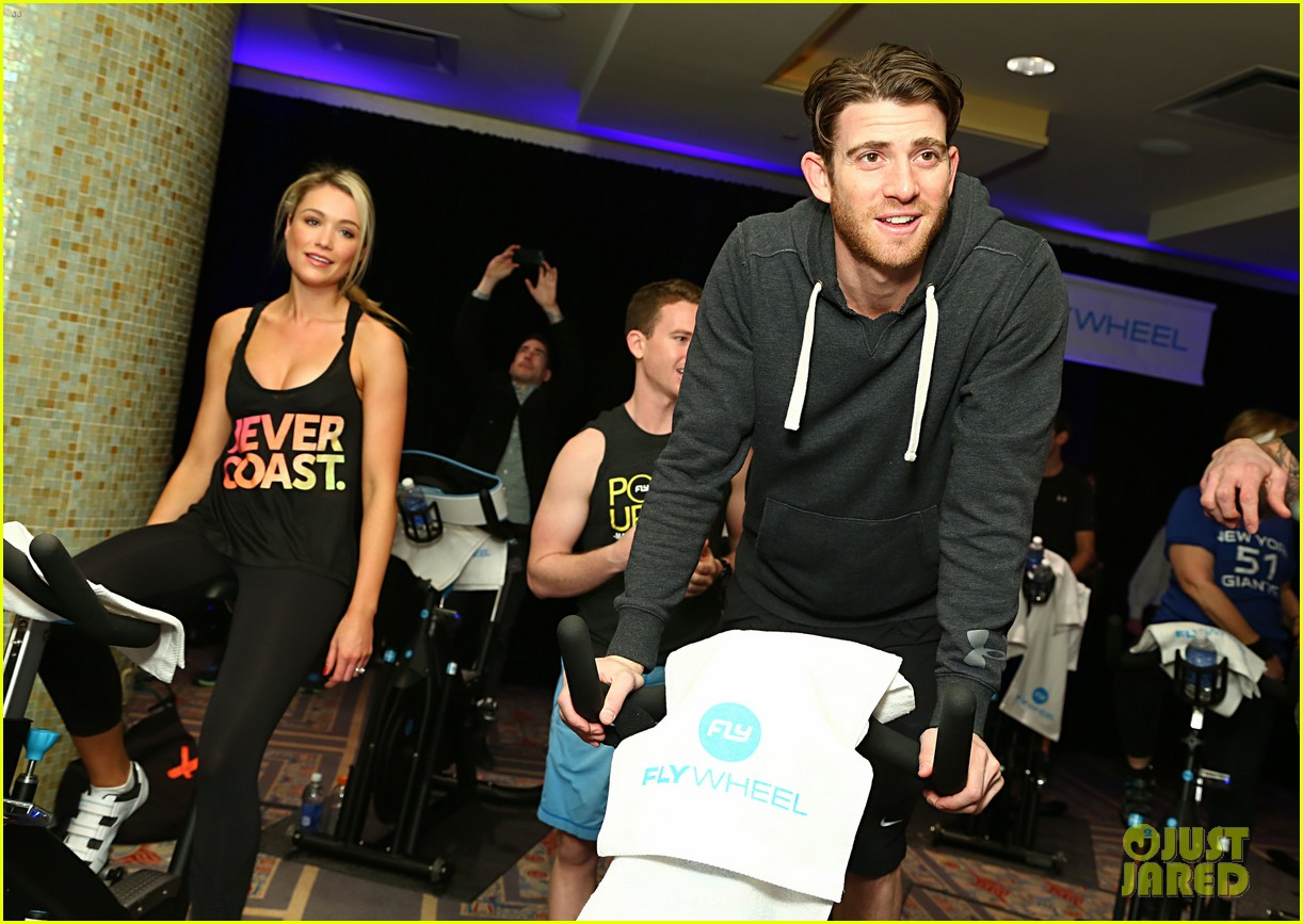 kellan lutz bryan greenberg work up a sweat at nfl house 343046823