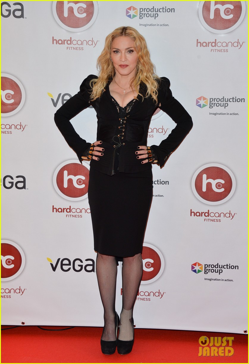 madonna hard candy fitness toronto grand opening 023051910