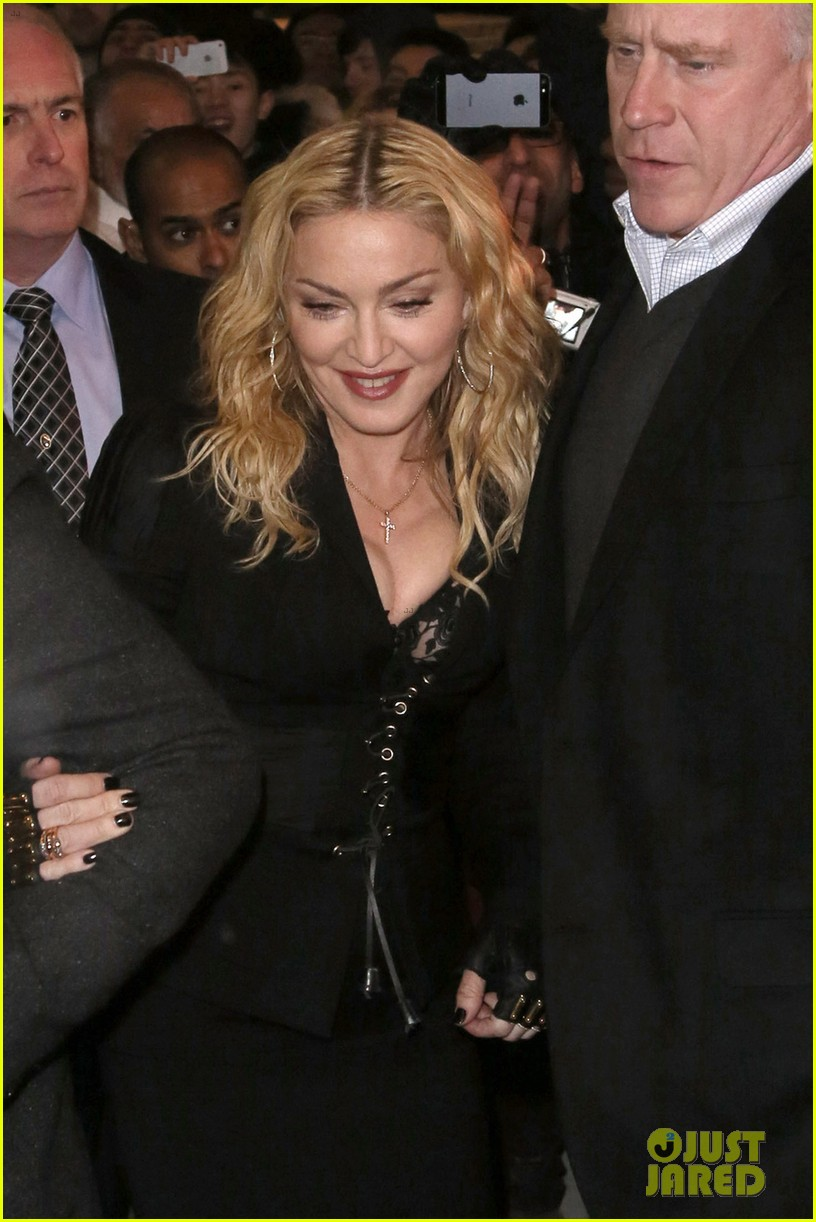 madonna hard candy fitness toronto grand opening 073051915
