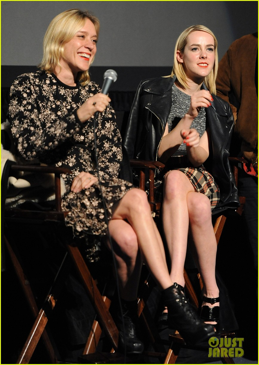 jena malone chloe sevigny the wait screening 023046178