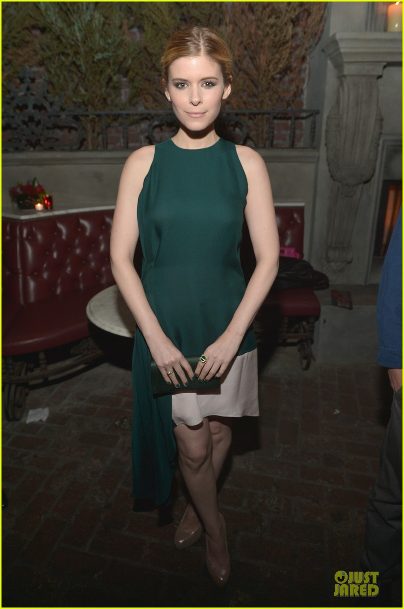 kate mara vanity fair young hollywood party maybelline luncheon 013060802