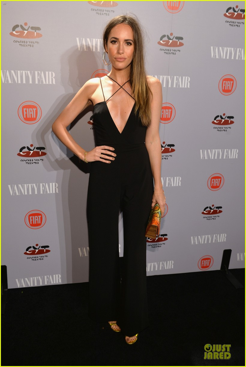 kate mara vanity fair young hollywood party maybelline luncheon 033060804