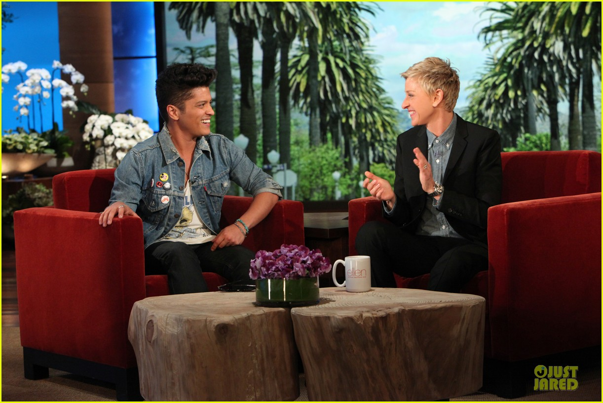 bruno mars talks super bowl performance on ellen 04