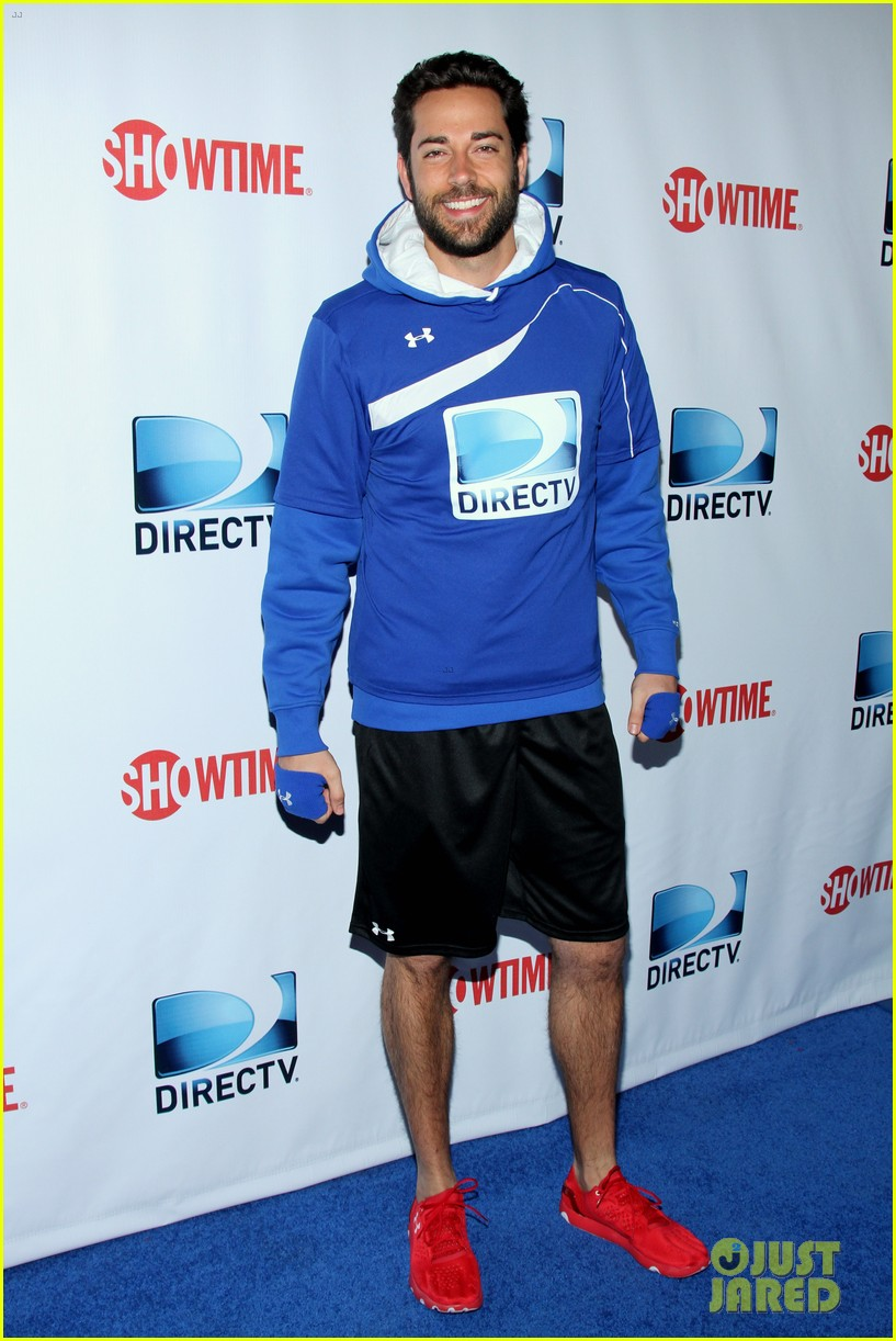 michael b jordan scott porter friday night lights reunion at directv beach bowl 2014 063045663