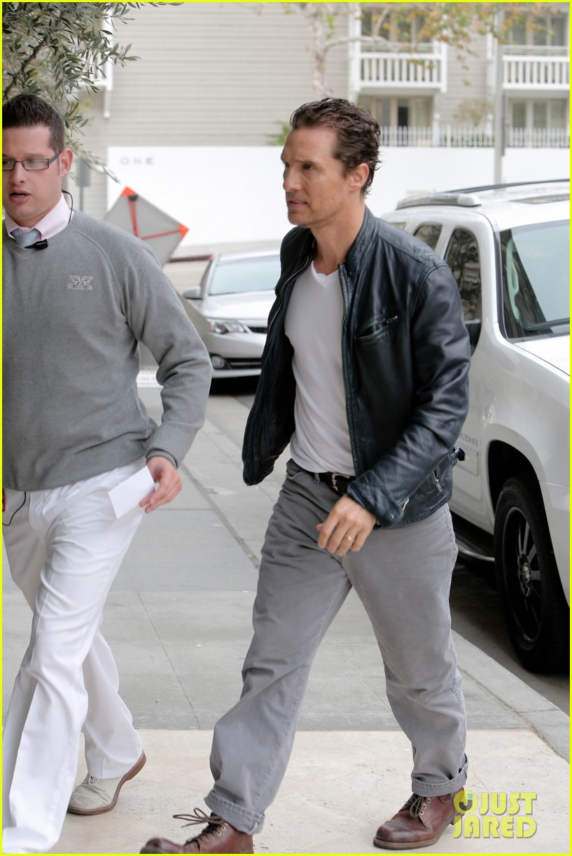 matthew mcconaughey is like a brother to woody harrelson 113061670