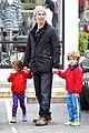 matthew mcconaughey lego movie showing with the kids 13
