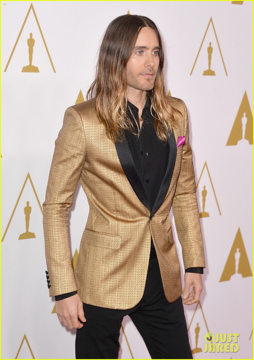 matthew mcconaughey jared leto oscars nominees luncheon 2014 073050838