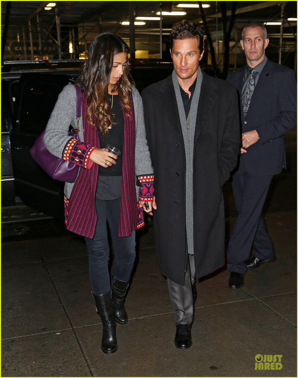 camila alves matthew mcconaughey isnt as romantic as his on screen characters 033058472