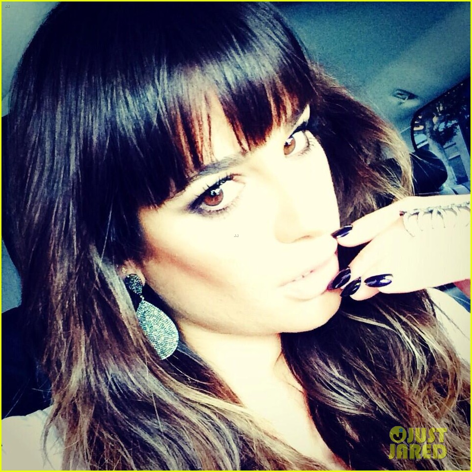 lea micheles tribute to cory monteith listen to youre mine 03