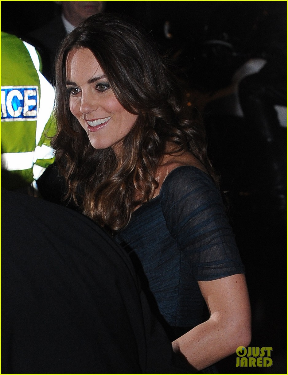 kate middleton makes first official appearance in 2014 at national portrait gala 043051434