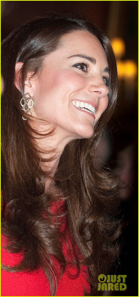 kate middleton recycles alexander mcqueen dress for arts reception 043055179