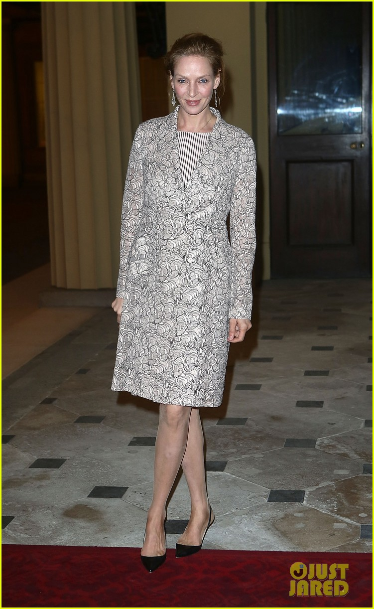 helen mirren uma thurman dramatic arts reception 093055545