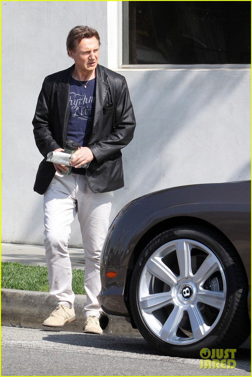 liam neeson films entourage movie scenes with jeremy piven 073061405