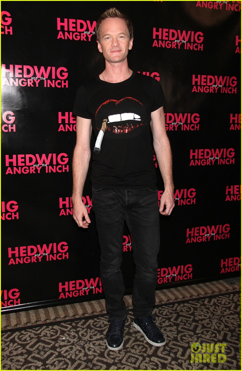 neil patrick harris hedwig angry itch meet greet 103048226