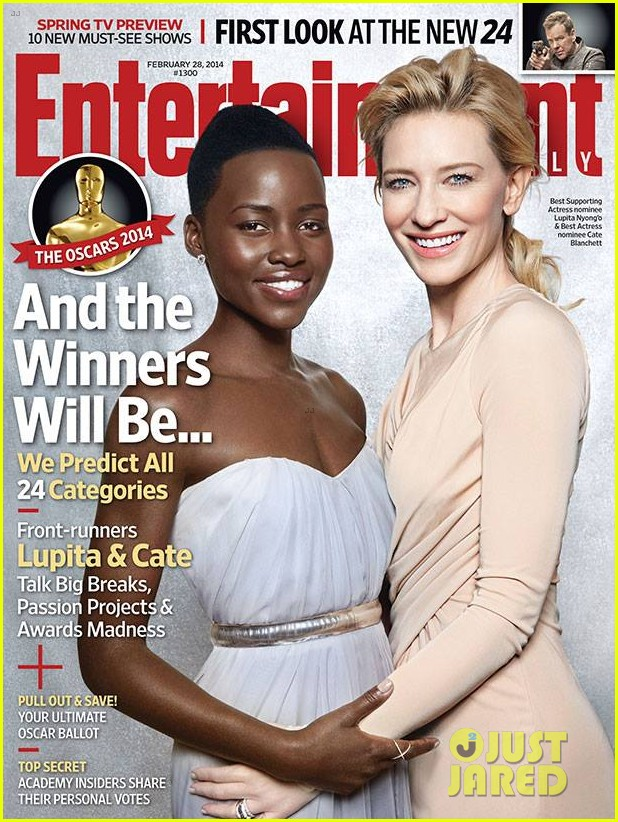 lupita nyongo covers entertainment weekly with cate blanchett 033056496