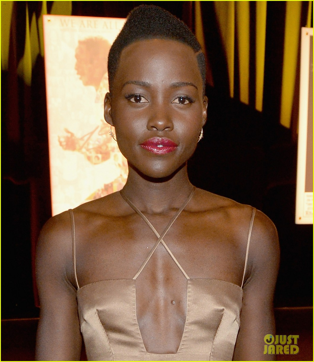 lupita nyongo thrs nominees night party 2014 09