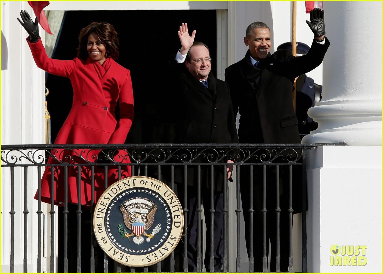 barack michelle obama white house state dinner 073051806