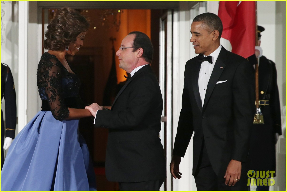 barack michelle obama white house state dinner 10