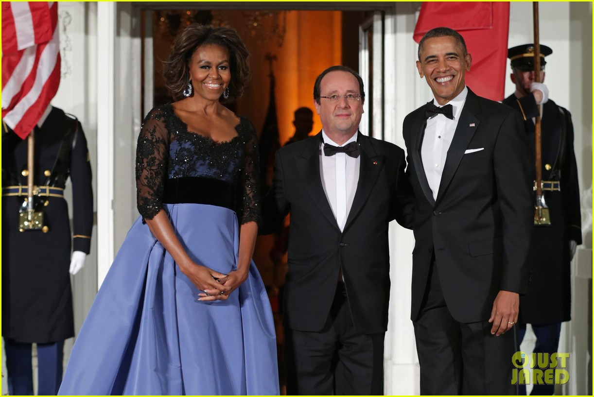 barack michelle obama white house state dinner 11