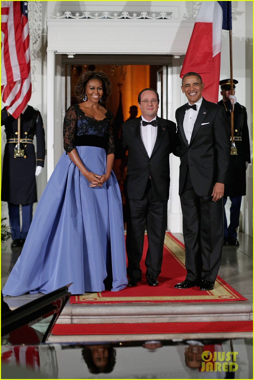 barack michelle obama white house state dinner 123051811