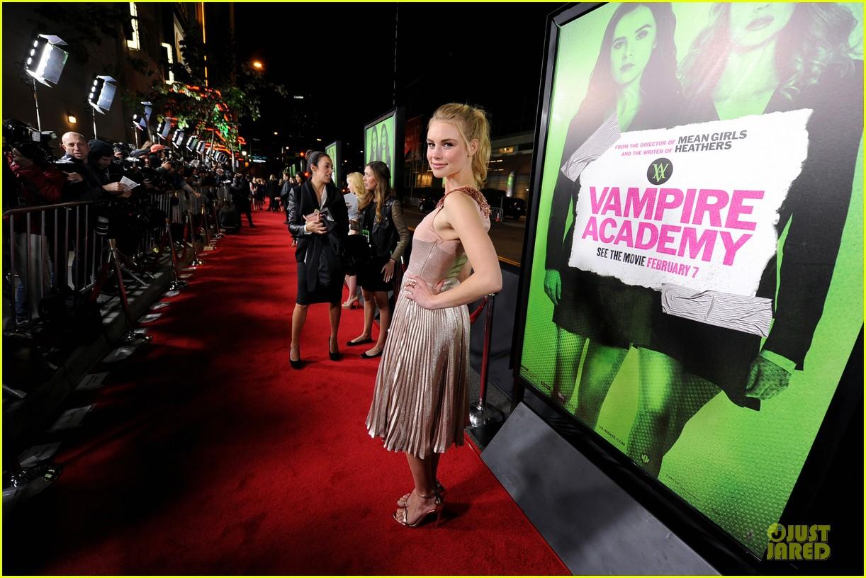sarah hyland olga kurylenko vampire academy premiere 233047775