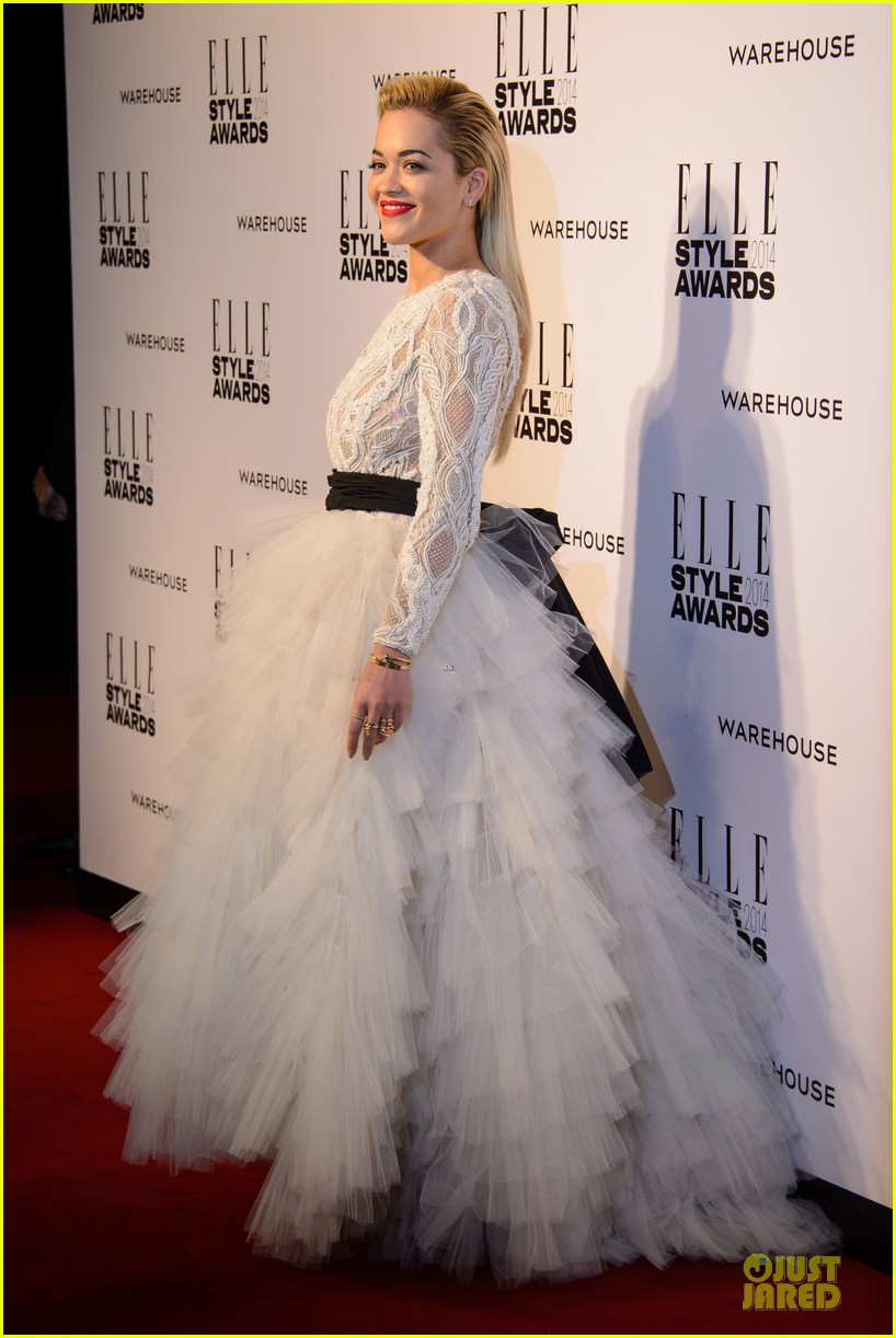 rita ora ellie goulding presenters at elle style awards 2014 163055810