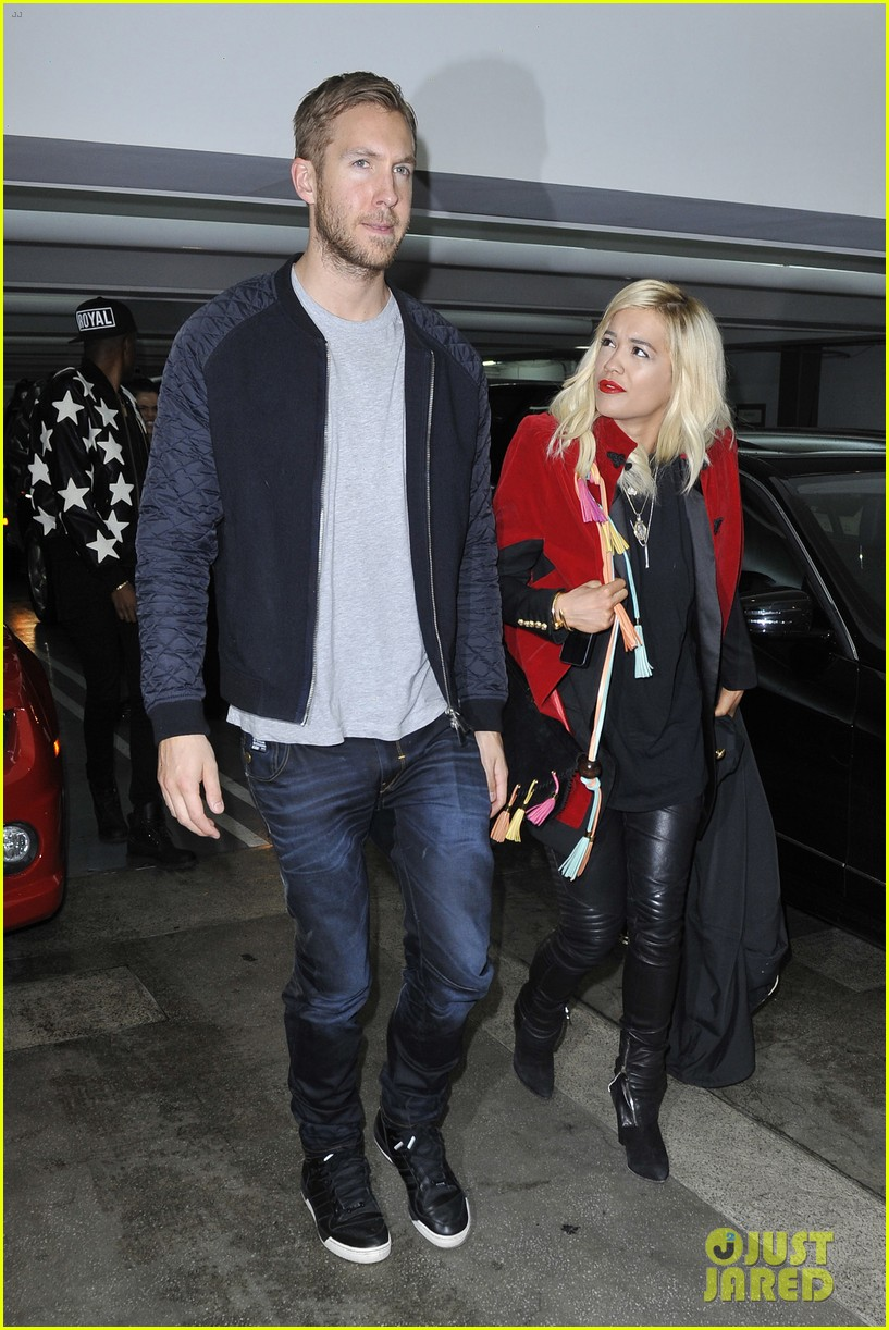 rita ora cant keep her hands off boyfriend calvin harris 33