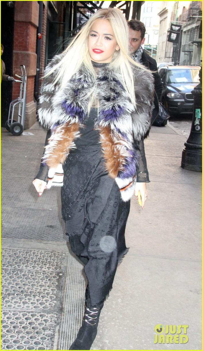 rita ora paper magazine photo shoot in new york city 013061311