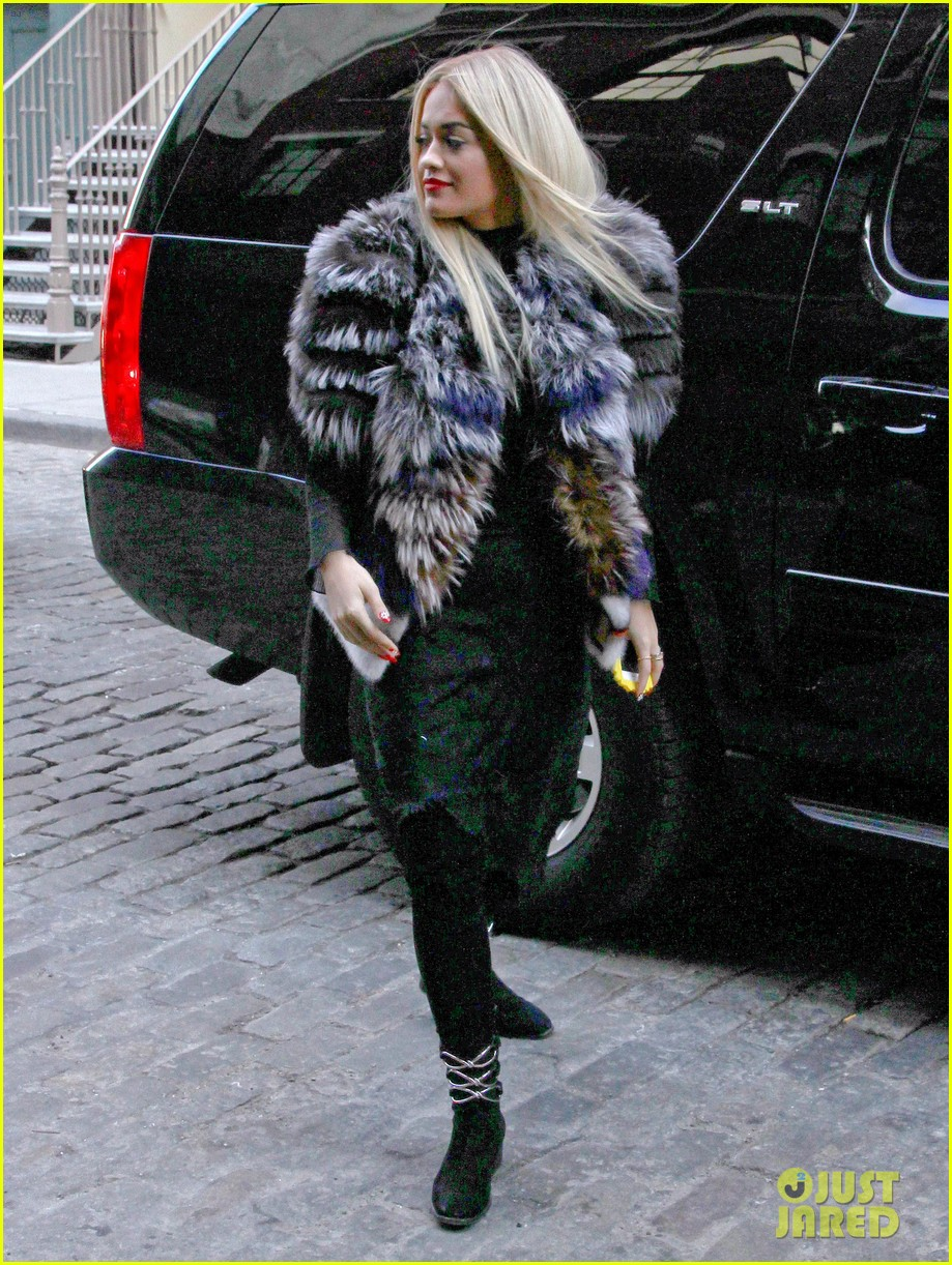 rita ora paper magazine photo shoot in new york city 053061315