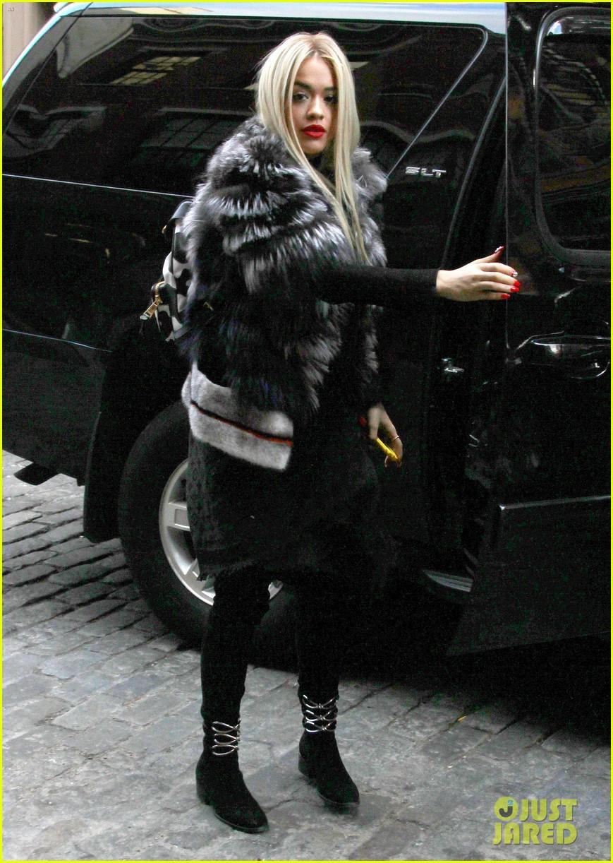 rita ora paper magazine photo shoot in new york city 063061316