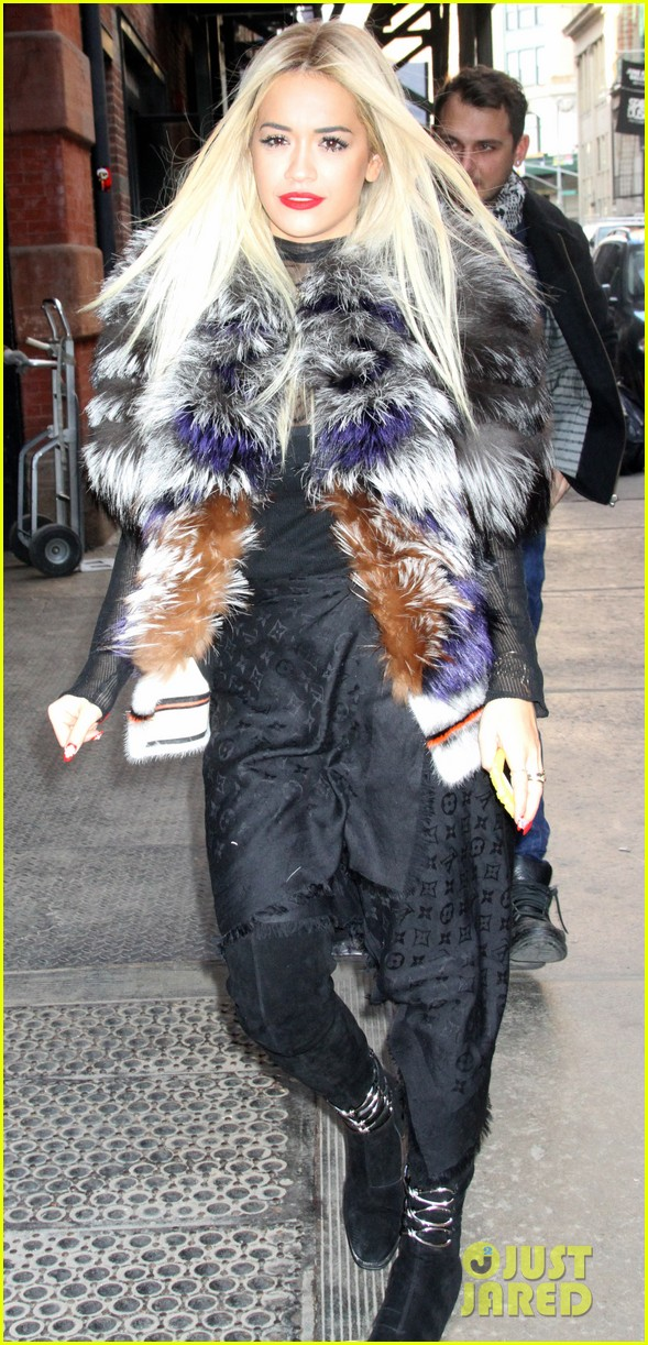 rita ora paper magazine photo shoot in new york city 083061318
