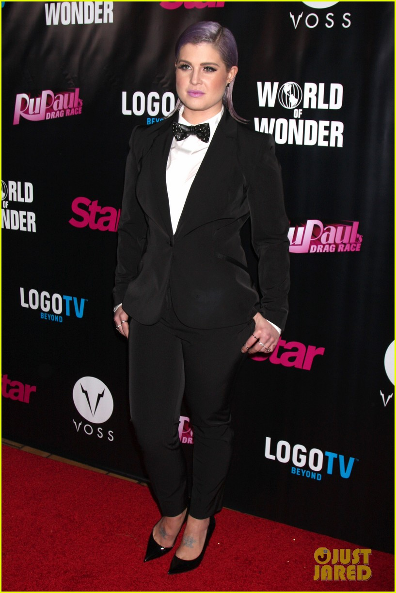 kelly osbourne rupauls drag race season six premiere party 11