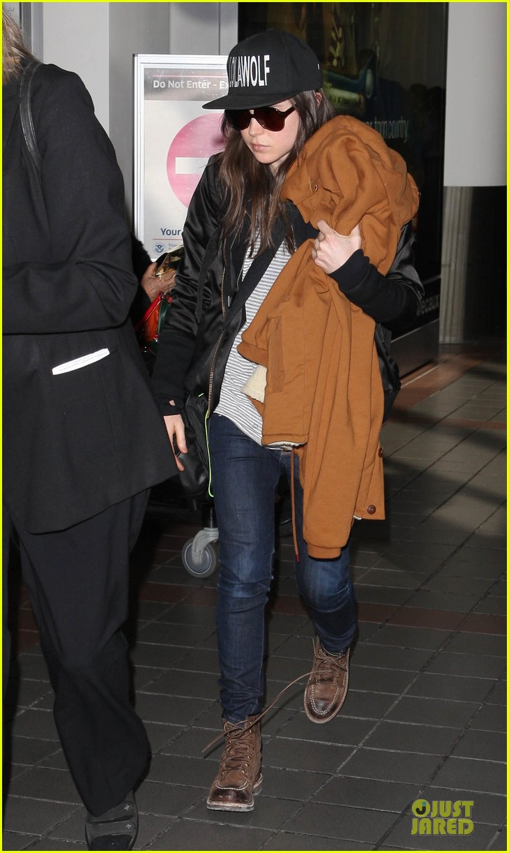 ellen page steps out after coming out as gay 04