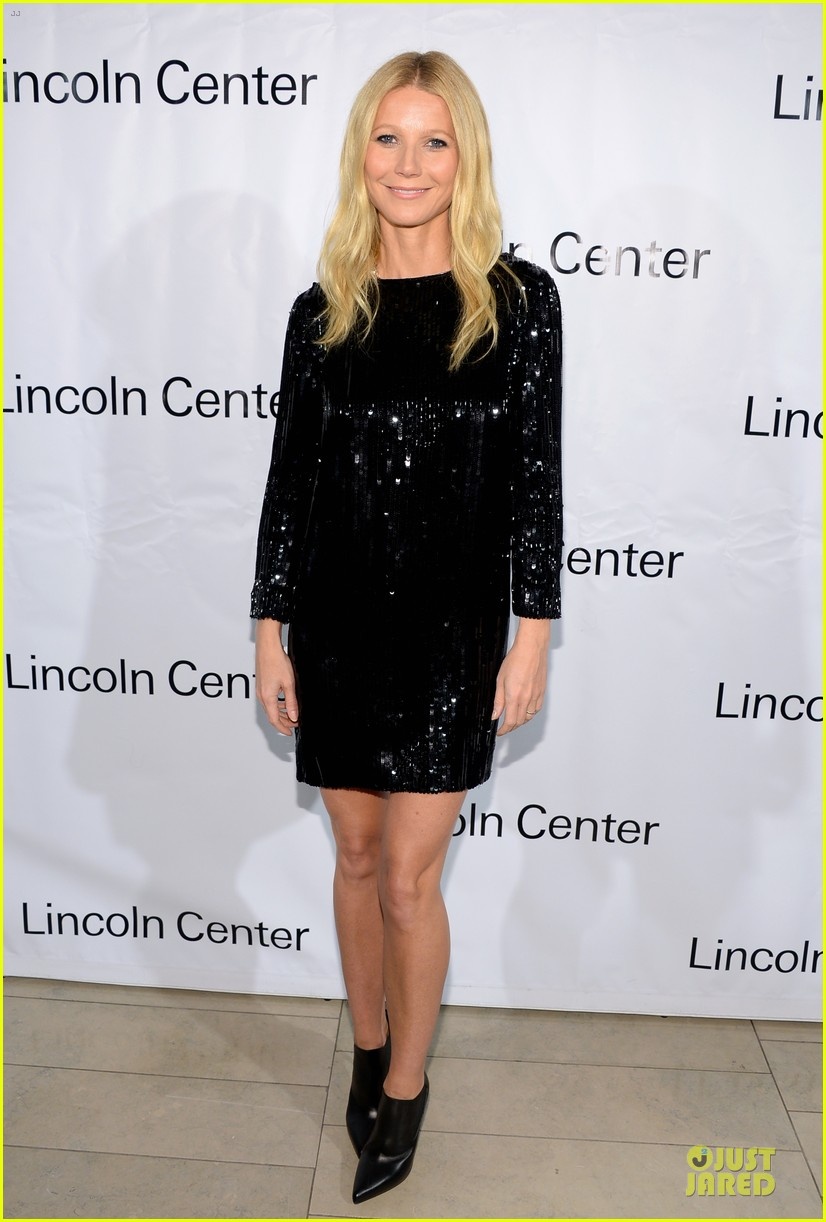 gwyneth paltrow sparkles the great american songbook event 013051081